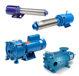 Xylem High Pressure Pumps