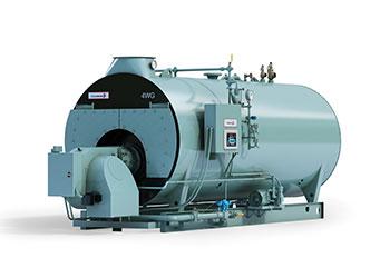 Cleaver-Brooks 4WG Boiler