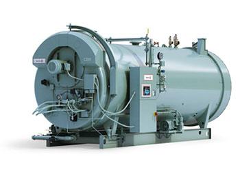 Cleaver-Brooks CBR Boiler