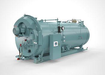 CBEX Dryback Elite Boiler