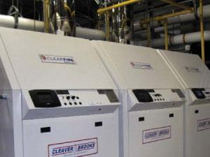 ClearFire-C Boiler Setup