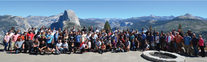 RFMCO Employees In Yosemite