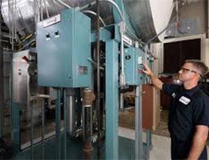 boiler startup procedure