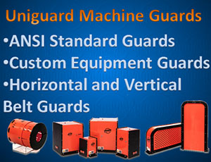uniguard machine guard