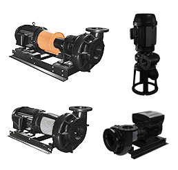 Centrifugal-End-Suction-Pumps