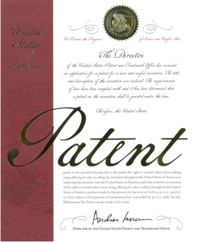 R.F.-MacDonald-Co.-Urea-SCR-Patent