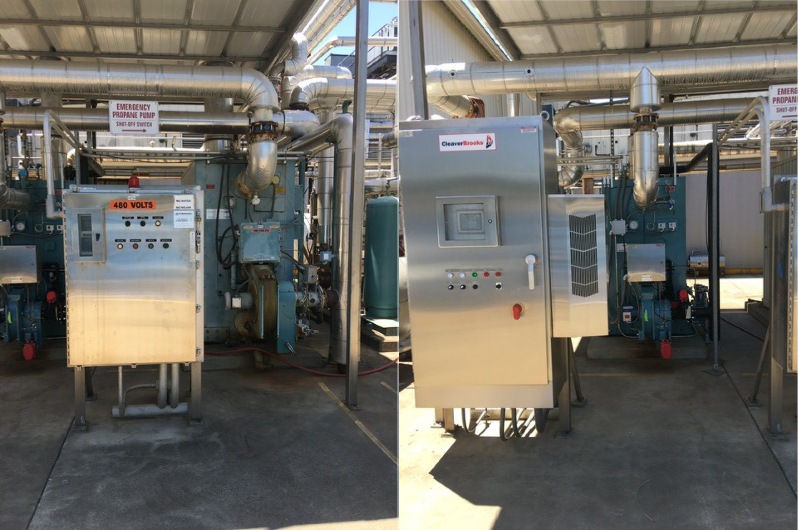 Boiler-Instrumentation
