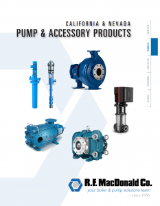 california and nevada pump products