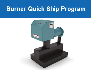 Boiler-Burner-Immediate Delivery