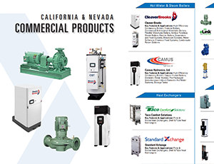 commercial boilers in california