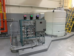 NOx Reduction with SCR for Hospitals, Universities