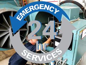 24/7 Boiler Services in California, Nevada