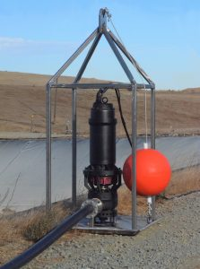 Toyo-Hevvy-HNS-Submersible-Slurry-Pump-with-Custom-Pump-Stand