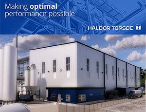 Haldor Topsoe SCR Catalyst USA Built