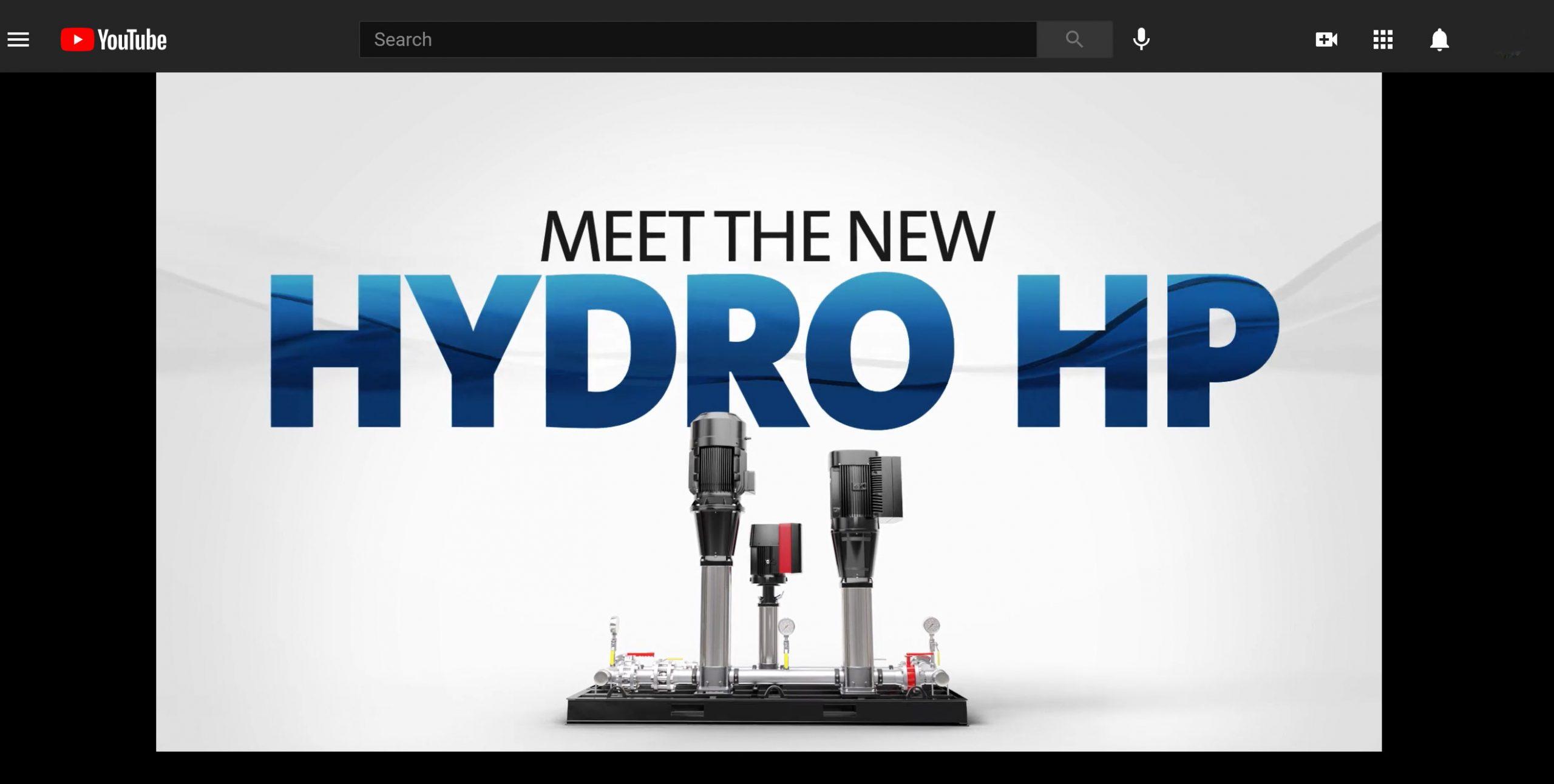 Grundfos High Pressure Pumps