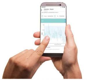Xylem-pump-condition-monitoring-mobile-app